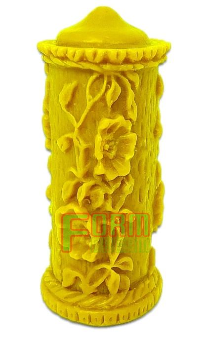 Ogromny FORMA SILIKONOWA do świec z wosku pszczelego Paschał - Form Dream PA69